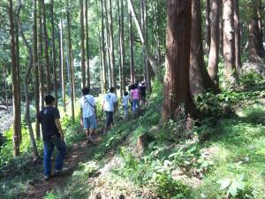 2011.10.01_親子レク、丸太の森その3