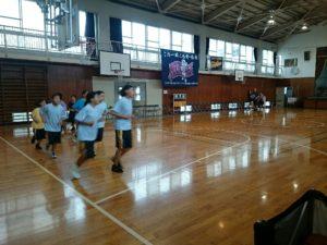 20160811_四季の森小学校、練習試合2