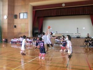 2014.07.06開成小学校練習試合